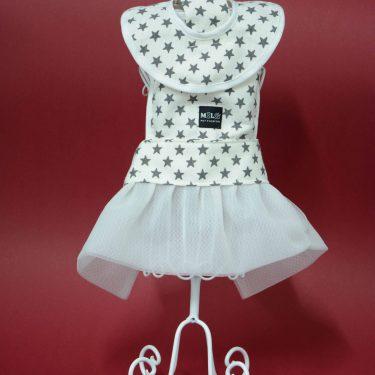 WHITE STAR haljina